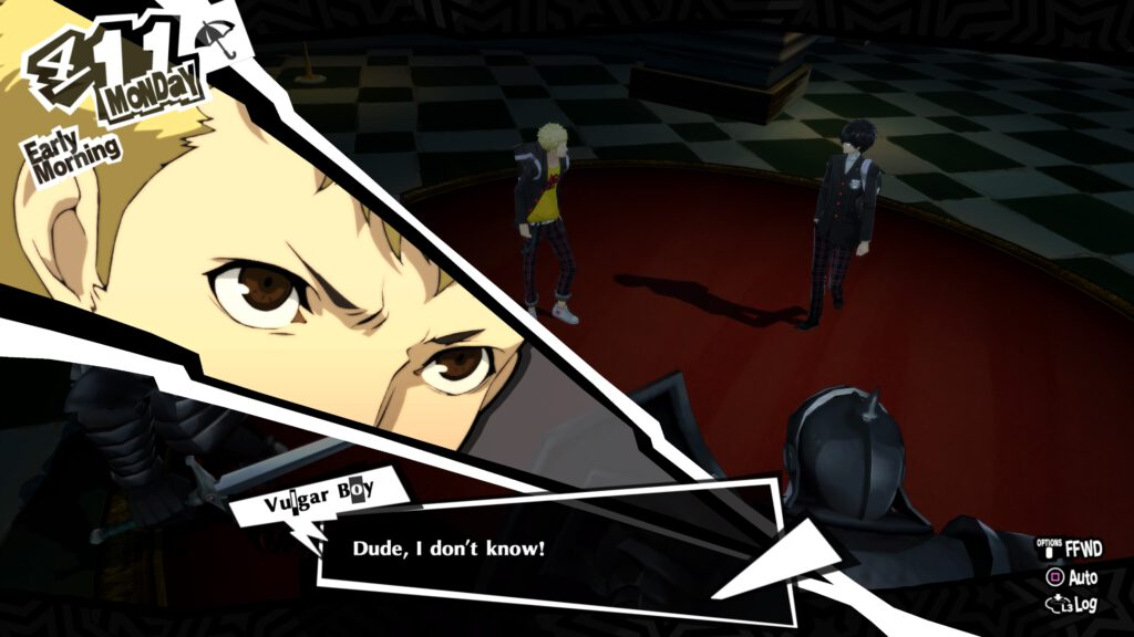 Persona 5 Royal Cut in