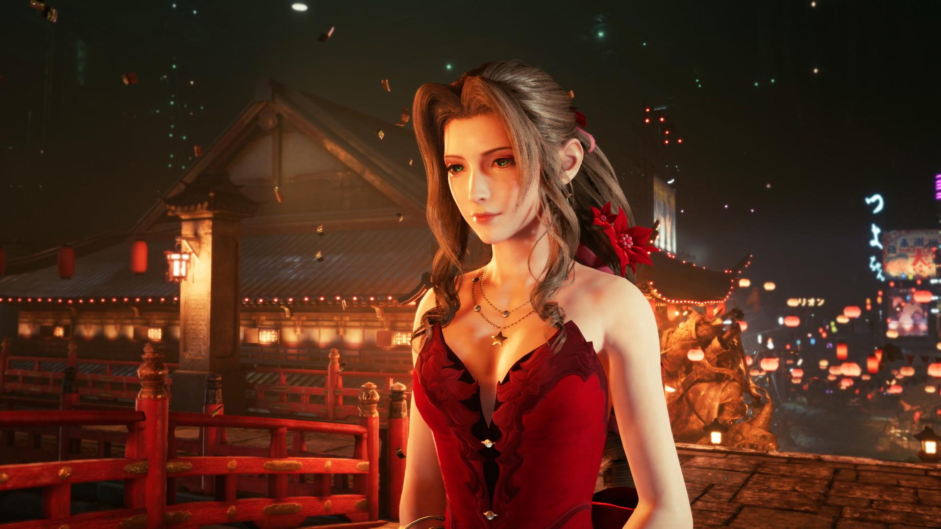 Final Fantasy 7 Remake Aeris