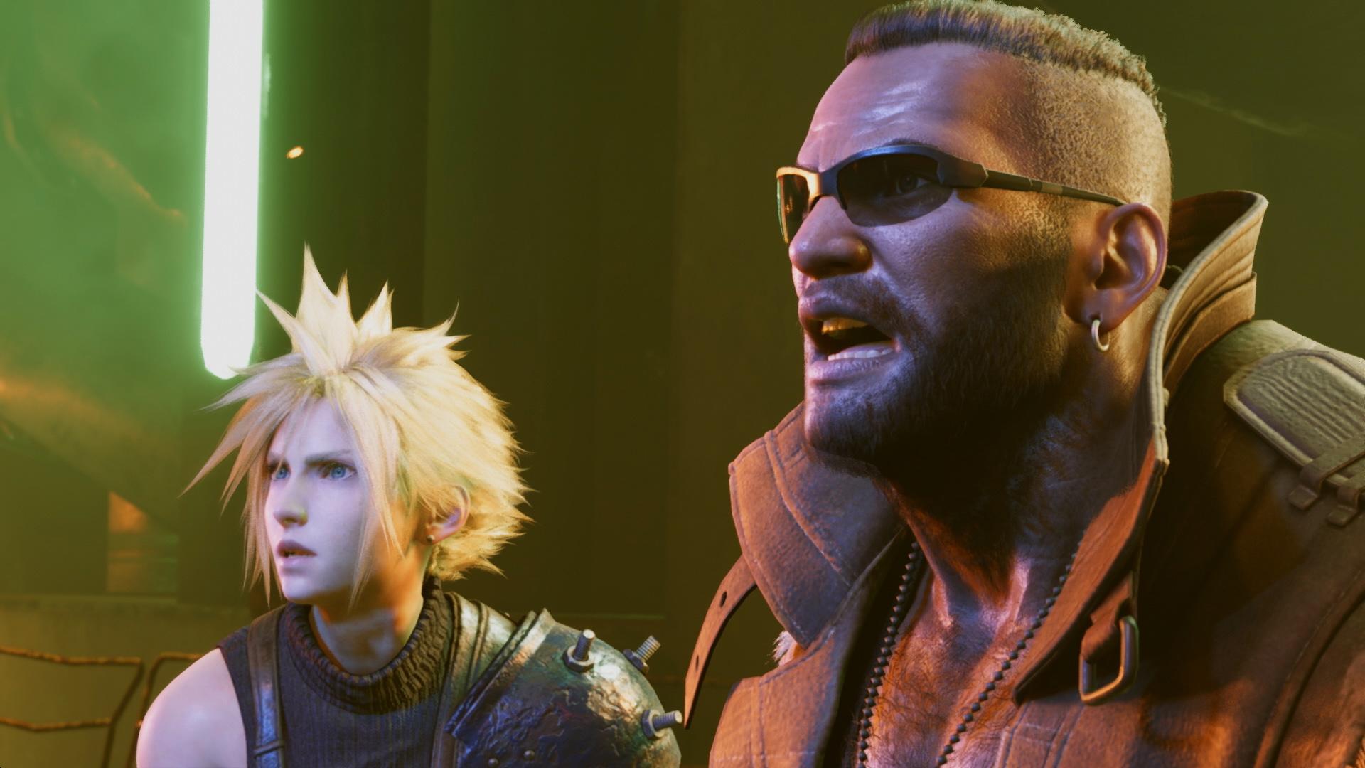 Final Fantasy 7 Remake ביקורת