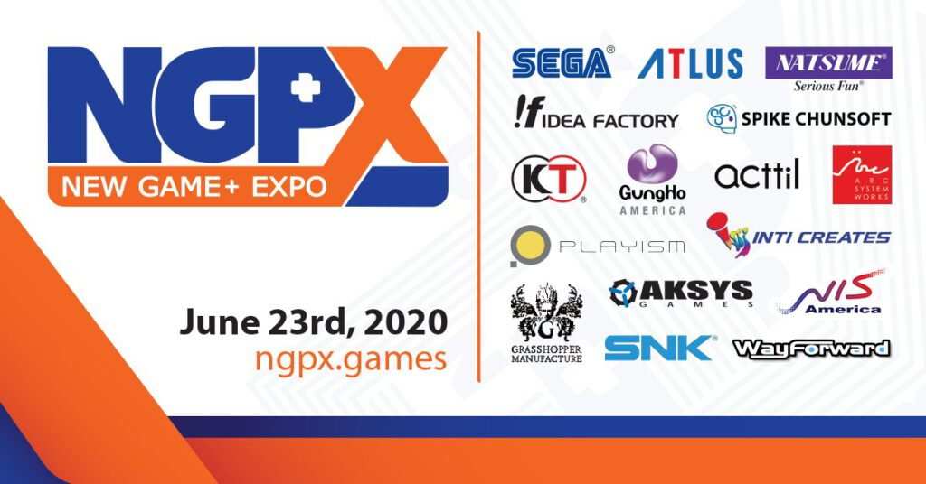 ngpx new game plus expo