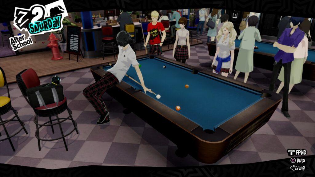 persona 5 royal billiards