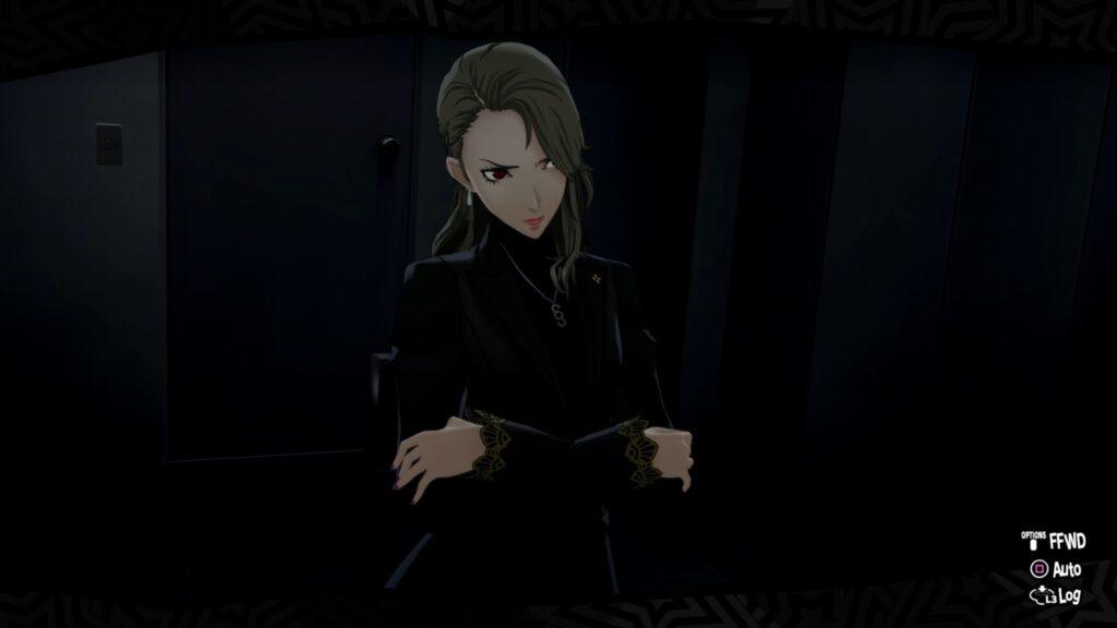 Persona 5 Royal Sae Nijima