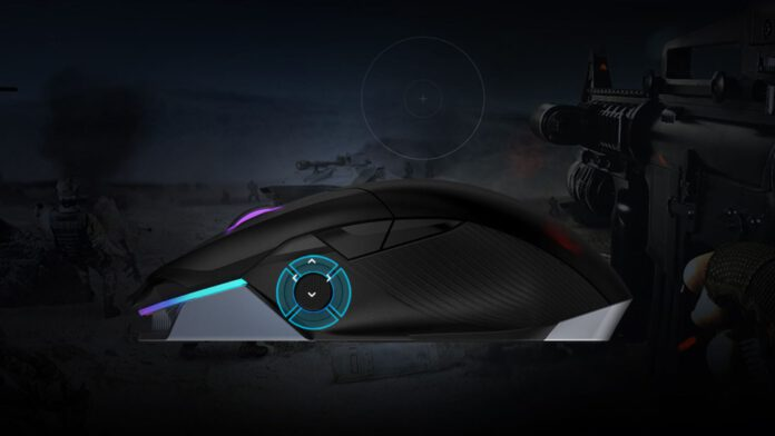 Chakram gaming mouse