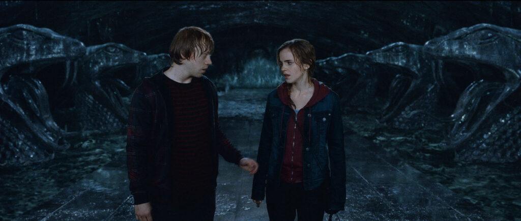 Harry Potter romance