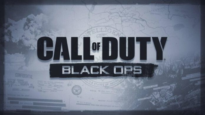 call of duty: black ops cover