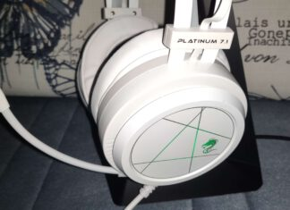 dragon platinum gaming headset