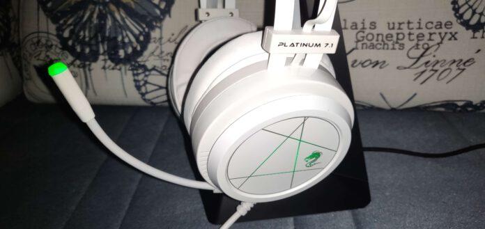 dragon platinum gaming headset