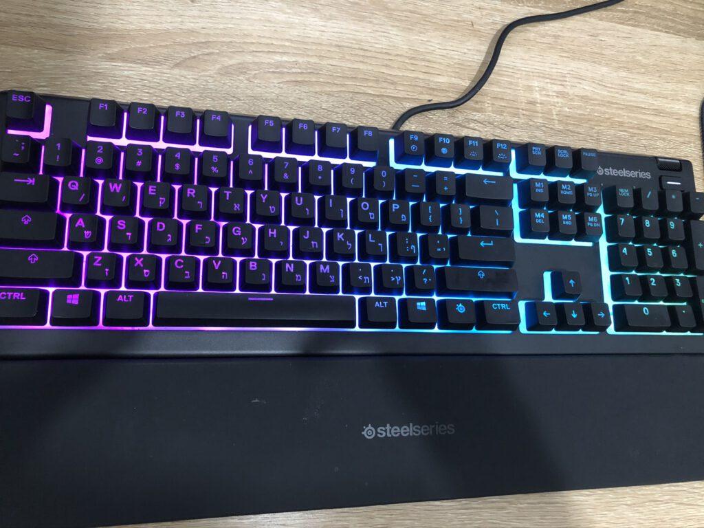 steelseries apex 3 keyboard