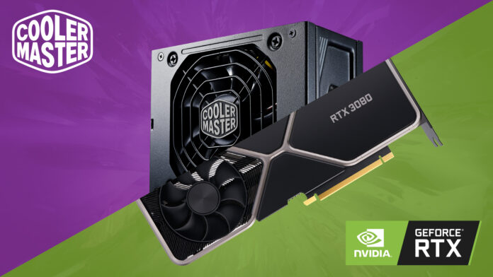 RTX30XX Cooler Master Nvidia Ampere