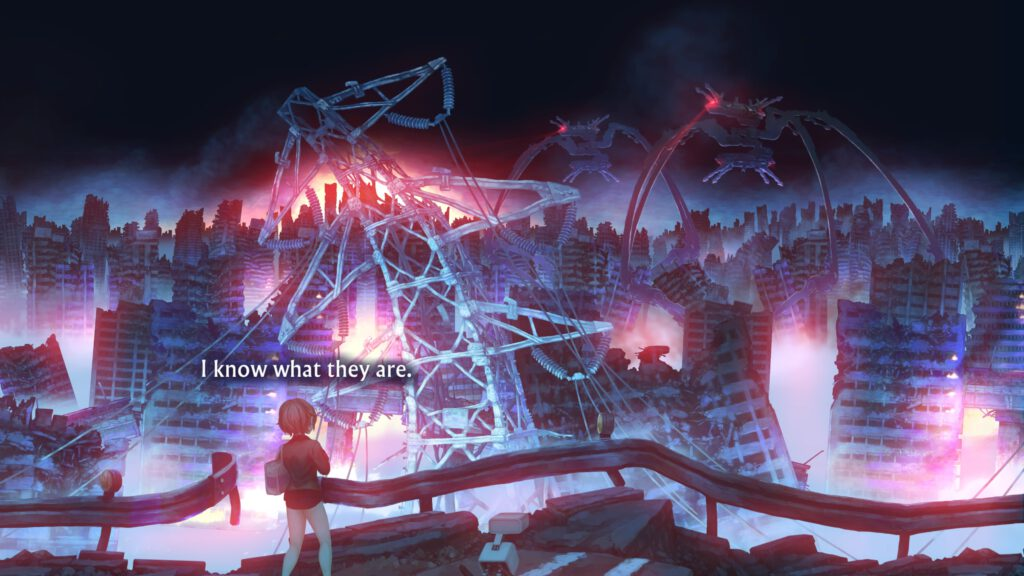 13 Sentinels Aegis Rim War of the Worlds