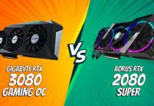 RTX 3080 VS RTX 2080 Super