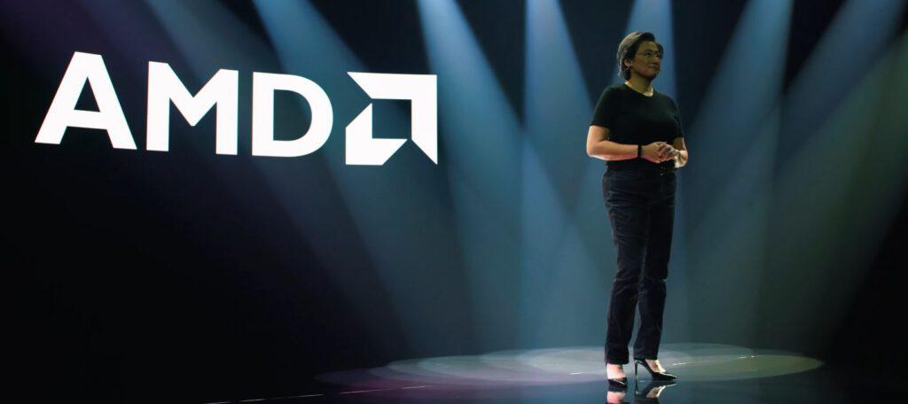 """RX 6000 - מנכ""""לית AMD,  ד""""ר ליסה לו"""