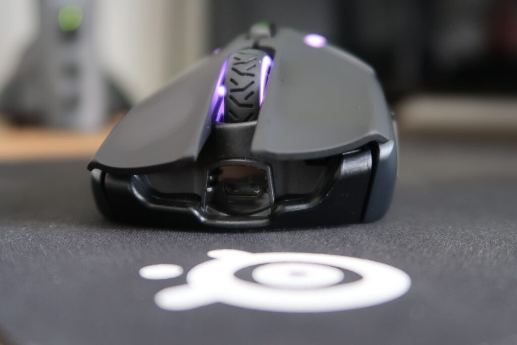Rival 650 Front