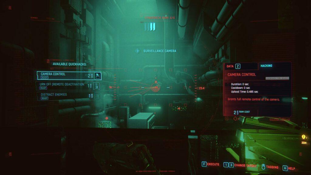 cyberpunk 2077 hacking