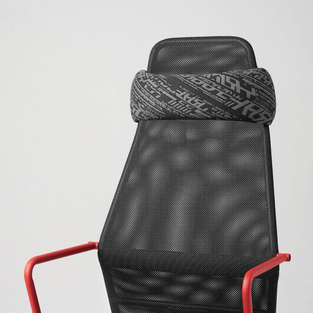 כרית גיימינג אסוס איקאה IKEA ASUS ROG