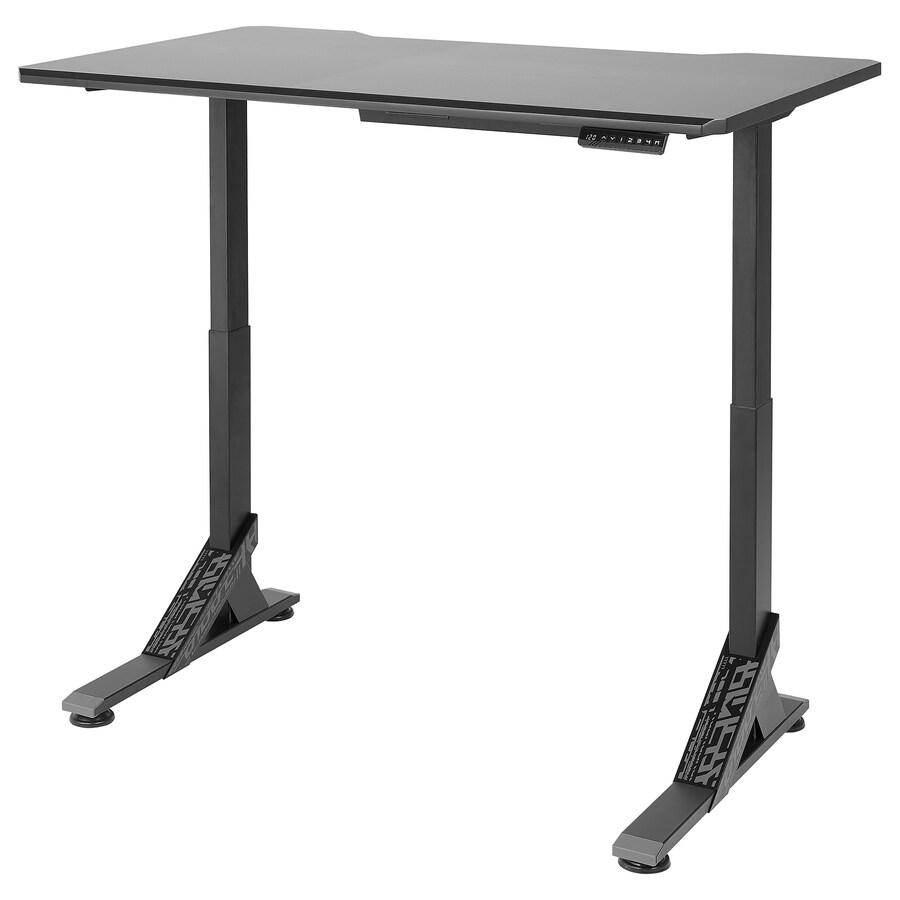 שולחן גיימינג אסוס איקאה IKEA ASUS ROG