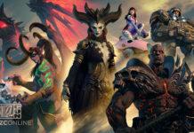 Blizzcon 2021 Diablo Immortal Diablo 4 Diablo 2: Resurrected