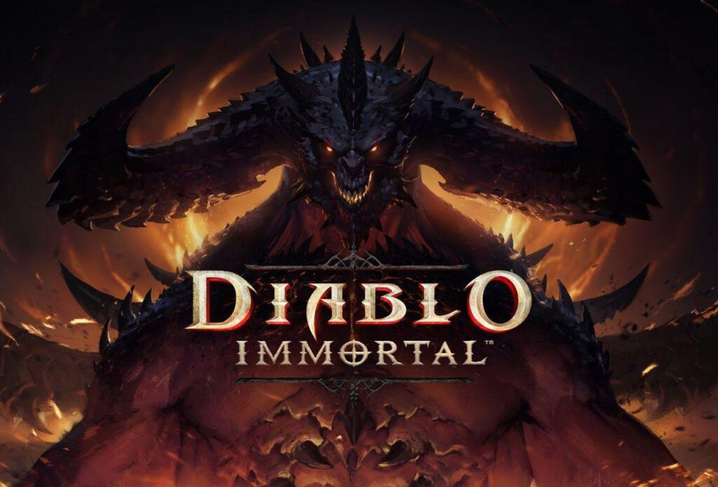 Diablo Immortal Blizzcon 2021