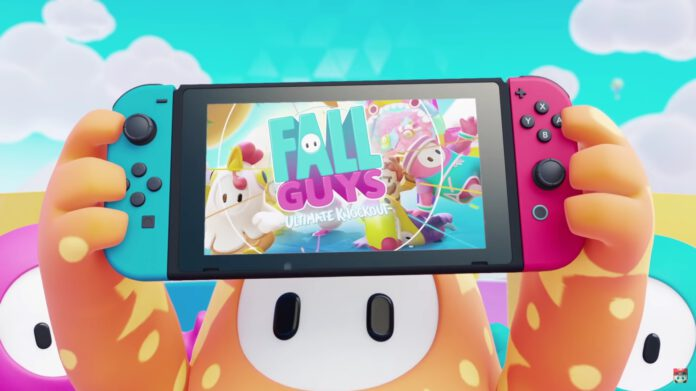 fall guys on switch