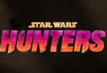 Star Wars Hunters main