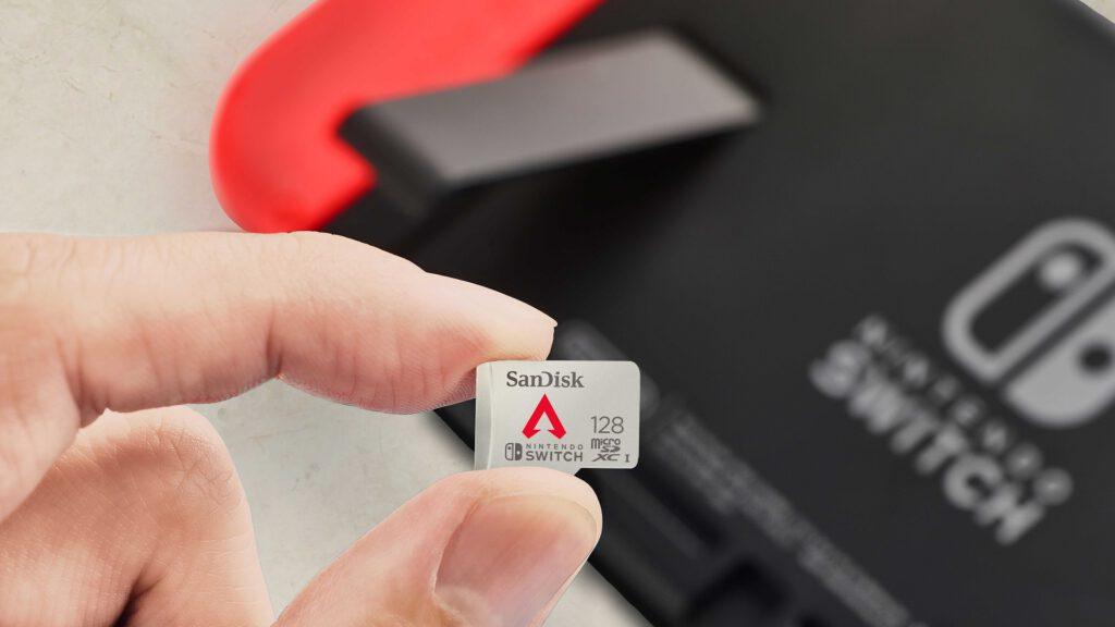 Apex Legends Switch Micro SDXC