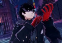 persona 5 strikers joker