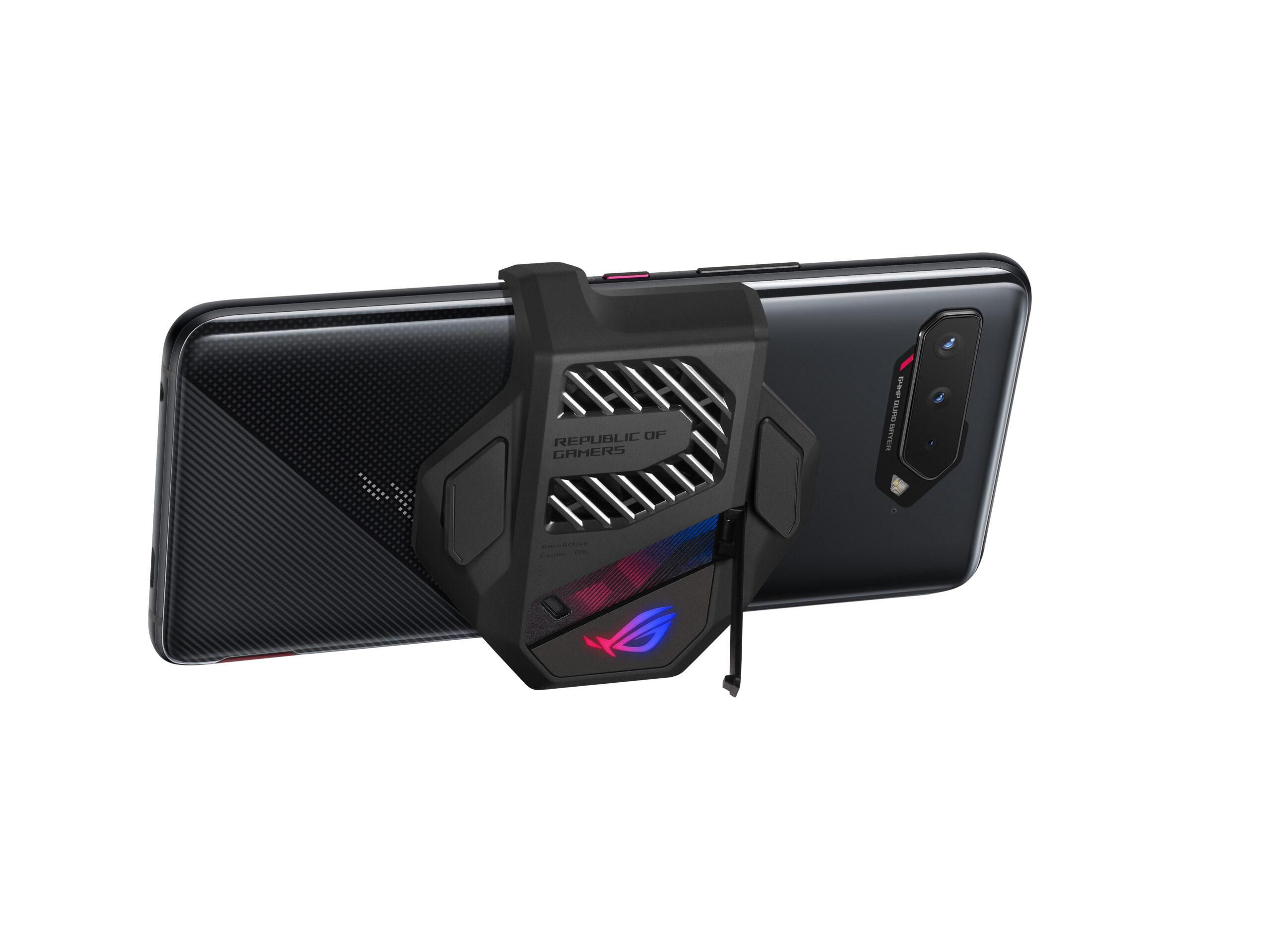 ASUS ROG Phone 5 AeroActive Cooler 5