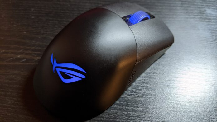 rog keris wireless mouse