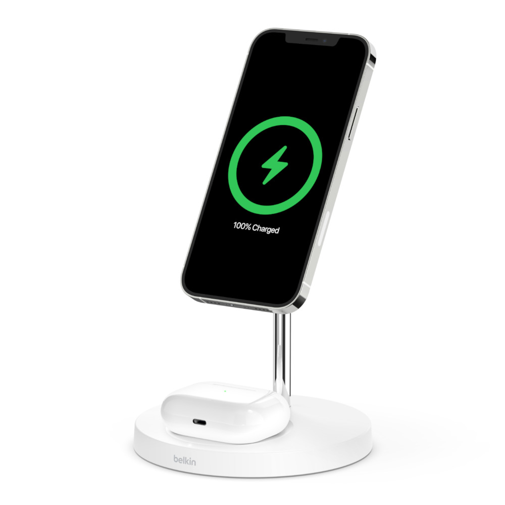 Belkin MagSafe 2-in1 Wireless Charger Announcement