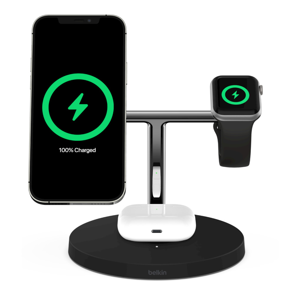 Belkin MagSafe 3-in1 Wireless Charger Announcement