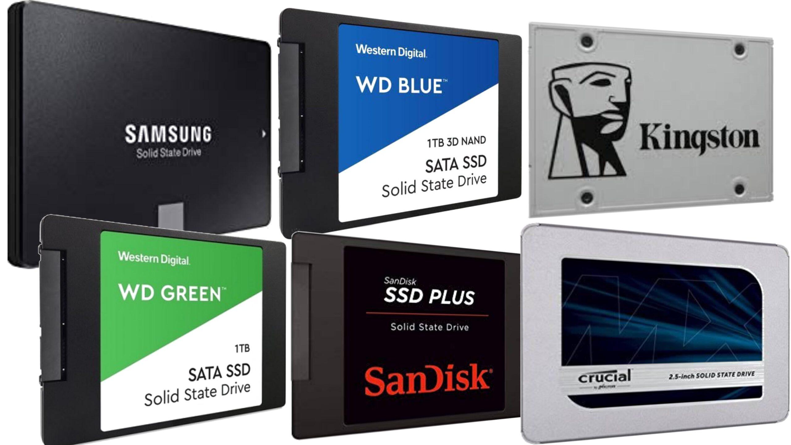מקבץ זכרונות SSD לגיבוי ואחסון מידע