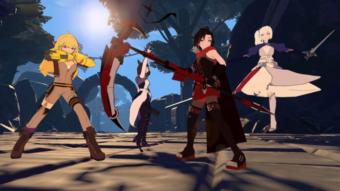 rwby grimm eclipse definitive edition