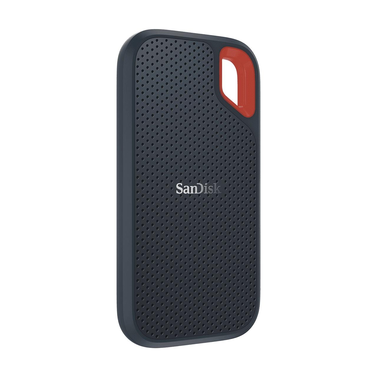 SanDisk Extreme Portable SSD- Fast Storage Solution