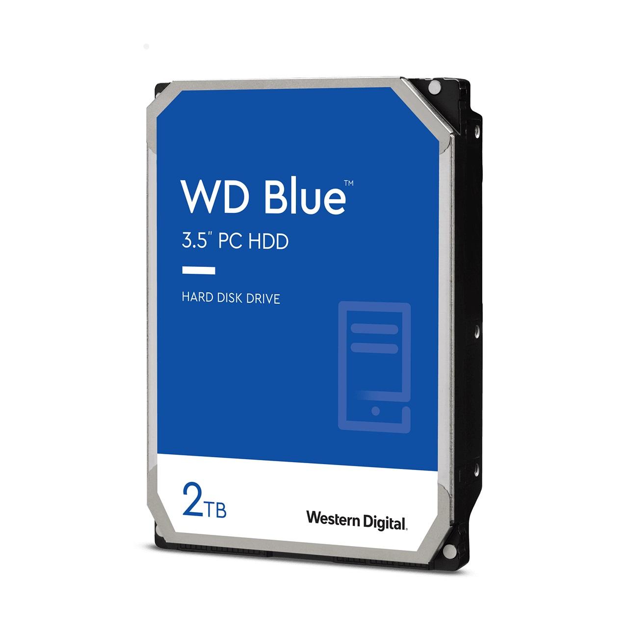 WD Blue 2TB Internal HDD