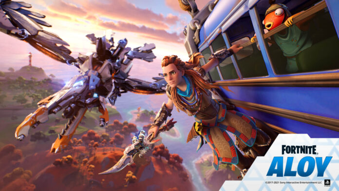 Fortnite-Aloy