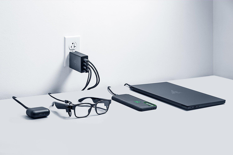 Razer USB-C GaN Charger In Action