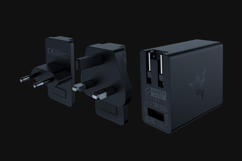 Razer USB-C GaN Charger World Travel Ready