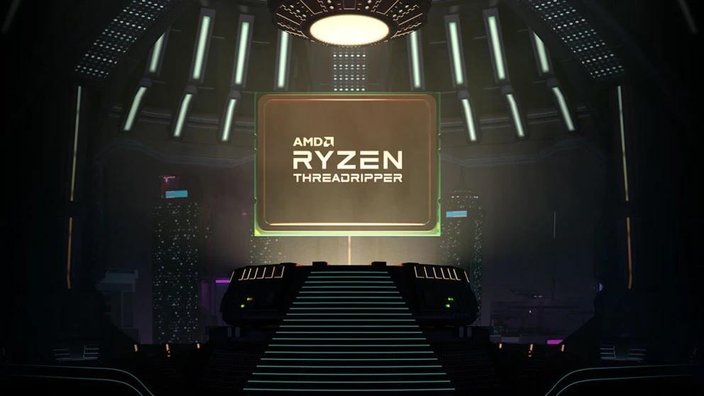 AMD Threadripper 3000 Series