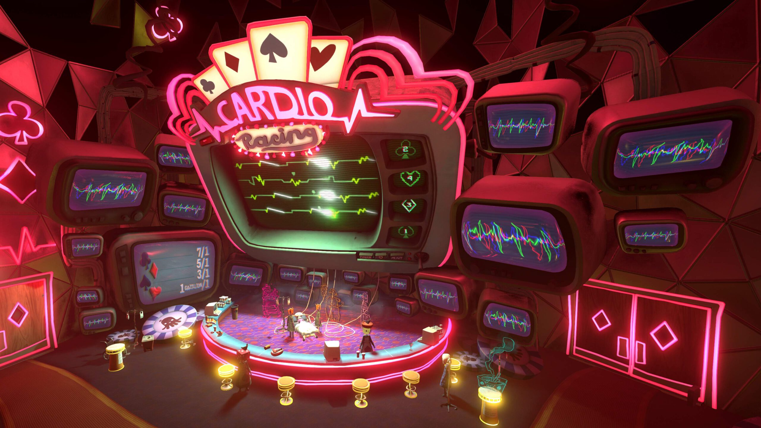 Psychonauts 2 Hospital Casino
