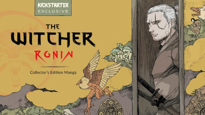 the witcher ronin