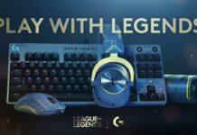 Logitech League of Legends